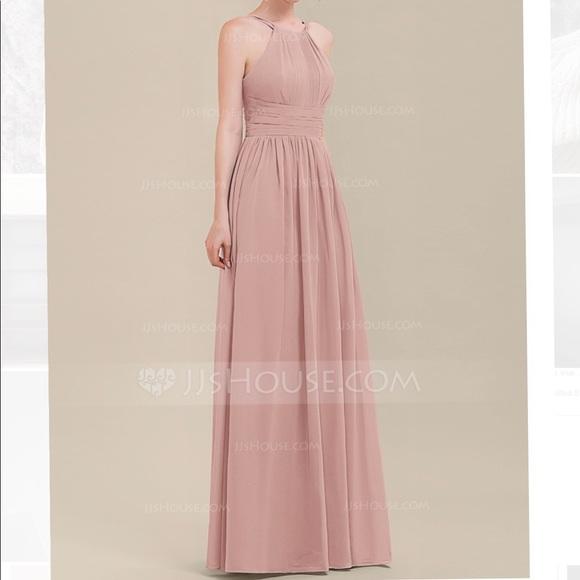 JJ's House Dusty Rose Bridesmaid Dress